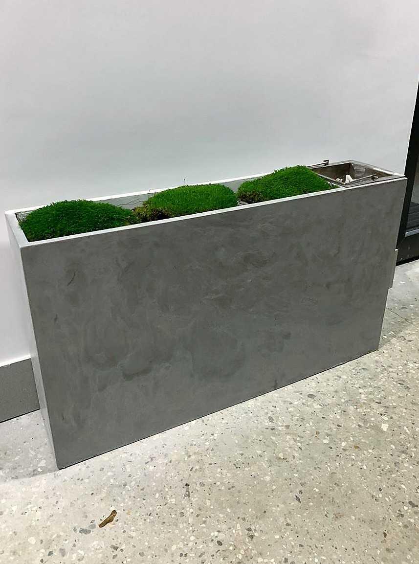 Защитные слои бетона бетон сосновское