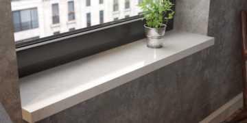 Подоконники из бетона