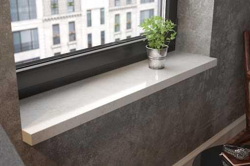 подоконники из архитектурного бетона